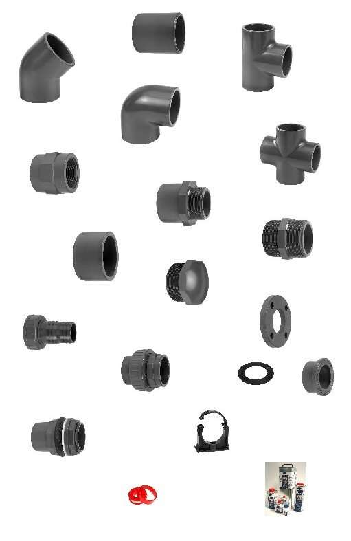 pvc fittings forside